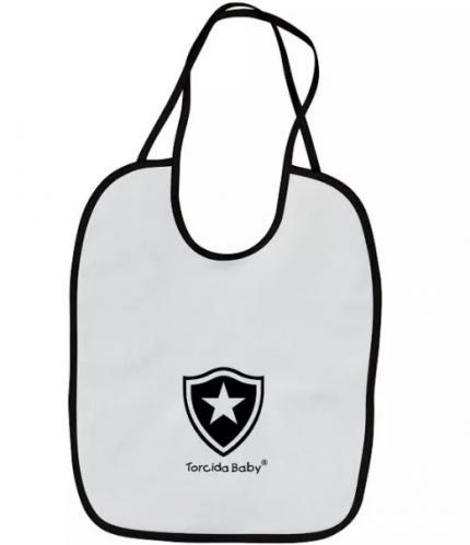 e25bfb2658217 Babador Torcida Baby - Botafogo   Infantil   Sua loja online de ...