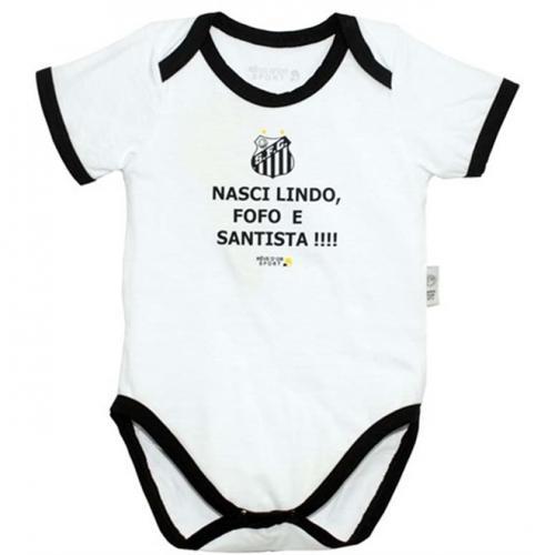 7d9daee46 Body Nasci Lindo - Santos   Infantil   Sua loja online de artigos ...