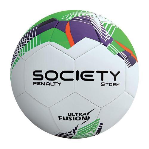 475608f6f4 Bola de Futebol Society Penalty Storm Ultra Fusion