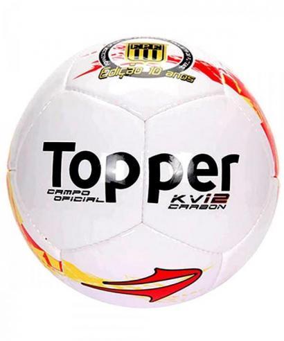Bola Topper Campo Carbon Kv12 Réplica Paulistão 2013   Bolas - Campo ... d5511a0ff45c1