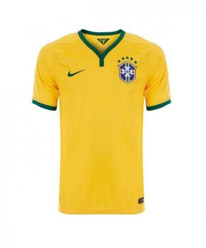 lowest price 03b81 46996 Camisa Nike Brasil Oficial ...