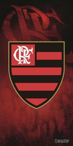 Toalha de Banho Buettner Flamengo 70X140cms 206915 38fc202be214e