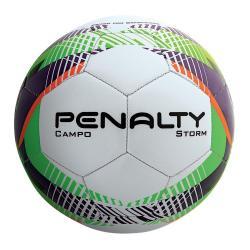 a5c3a38544 Bola de Futebol de Campo Penalty Storm Branca ...