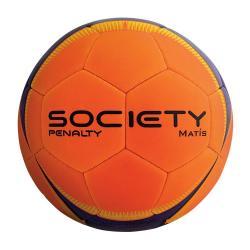 9f3254860a Bola de Futebol Society Penalty Matis (Costurada à Mão) ...