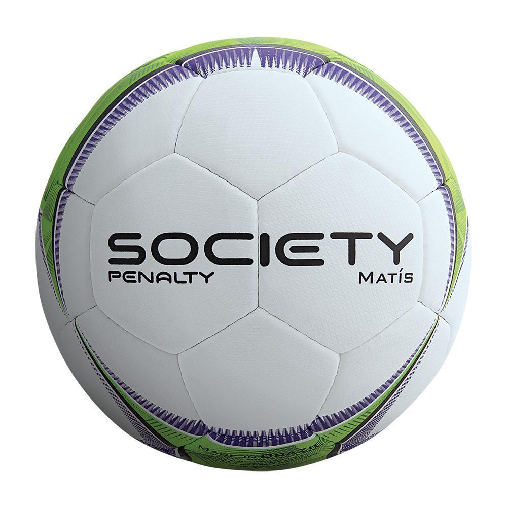 78472817ca Bola de Futebol Society Penalty Matis (Costurada à Mão)