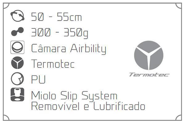 Bola de Futsal Penalty Max 100 Termotec Sub-11 2a9785de04b1b