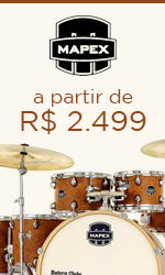 Baterias Mapex LATERAL