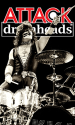 Attack Eric Singer LATERAL