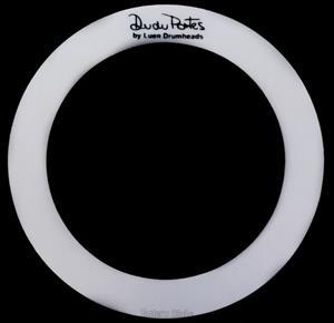 """Abafador de Tambores Luen Dudu Portes Muffle Ring 08"""" para colocar sobre a pele (1800308)"""