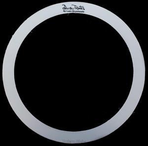 """Abafador de Tambores Luen Dudu Portes Muffle Ring 12"""" para colocar sobre a pele (1800312)"""