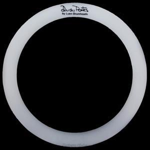 """Abafador de Tambores Luen Dudu Portes Muffle Ring 10"""" para colocar sobre a pele (1800310)"""