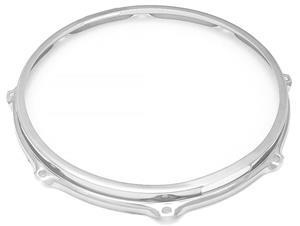 """Aro de Caixa S-Hoop Drum Hoops 14"""" com 10 Afinações Resposta com Borda Curvada e Rimshot Poderoso"""