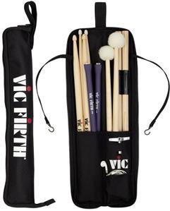 Bag de Baquetas Vic Firth Essential Stick Bag ESB com Diversas Divisórias (10273)