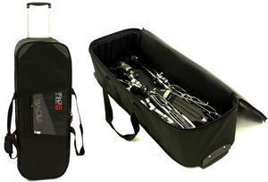 Bag de Ferragens Soft Case Move Series com Rodinhas Padrão Top de Linha (1016)