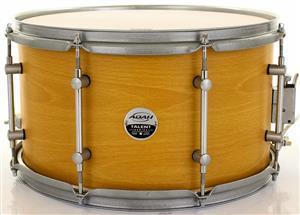 """Caixa Adah Talent Series Marfim Ivory 14x8"""" com Aros 2mm e Casco em Lyptus Saligna BTSC-04302"""