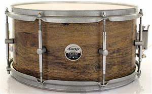 """Caixa Adah Talent Series Rustic Wood 14x7"""" com Aros 2mm e Casco em Lyptus Saligna BTSC-04201"""