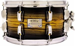 "Caixa Odery Eyedentity Tiger Black Burst Birch 12x7"" com Aros PowerHoop 2.3mm"