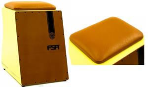Cajón FSA Confort Series Bege FCA4502 Assento com Almofada e Dupla Captação Ativa