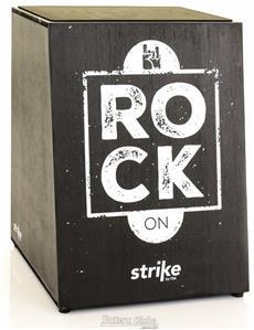 Cajón FSA Strike Series Rock SK4016 Inclinado Acústico com Assento em E.V.A.
