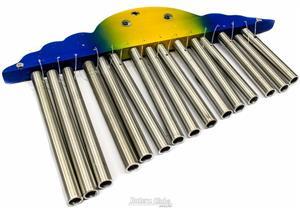 Carrilhão Infantil JOG Vibratom P0125 com 15 Tubos de Alumínio (Musicalização Infantil) 10309