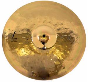 "Crash Sabian HHX Legacy Brilliant 18"" Dave Weckl"