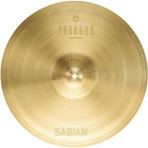 "Crash Sabian Paragon Brilliant 19"" Signature Neil Peart"