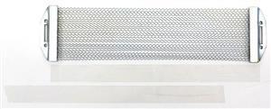 """Esteira de Caixa Luen Cromada 10"""" com 24 fios compatível com todas as marcas de caixa (13005)"""