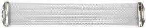 """Esteira de Caixa Luen Cromada 14"""" com 24 fios compatível com todas as marcas de caixa (13030)"""