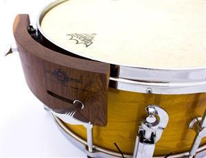 Groove Wedge SolidDrums Aumente o Som do Aro de Caixa Potencialize e Sidestick