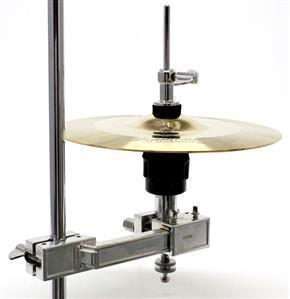 Máquina de Chimbal Remota Sonor XH474 Fixa com Ajuste de Tensão e Clamp MC276 Incluso