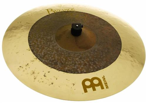 "Crash Ride Meinl Byzance Extra Dry Dual Crash Ride 22"" B22DUCR"