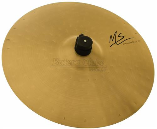 "Crash Orion MS Picante Percussion 15"" MS15PE em Bronze B10 Handmade"