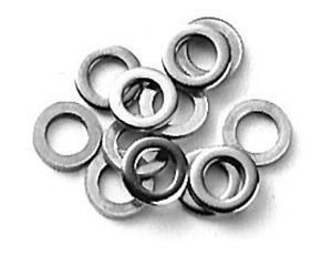 Arruela Pearl MTW-12/12 de Metal para Parafusos Kit com 12 Unidades