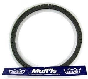 """Abafador de Bumbo Remo MF-1122 Muffle Ring Control 22"""" para Fixar na Pele + Kick + Definição (10415)"""