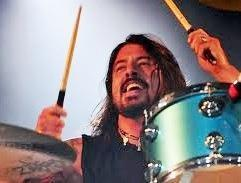 Baqueta Zildjian Signature Dave Grohl ASDG (Padrão 5B Longa) Foo Fighters e Nirvana