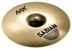 """Crash Sabian AAX X-Plosion Fast Brilliant 18"""""""