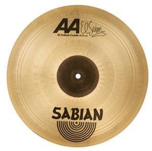 """Crash Sabian AA El Sabor Traditional 16"""""""
