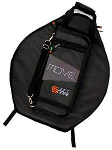 "Bag de Pratos com Bag de Baqueta Soft Case Move Series até 22"" Padrão Top (853)"