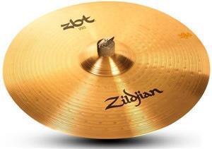 """Crash Zildjian ZBT 19"""" com Novo Martelamento e Bronze"""