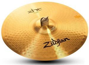 "Crash Zildjian ZHT Fast 17"" Modelo Novo em Bronze B12"