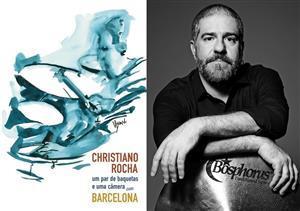 DVD Christiano Rocha Um Par de Baquetas e Uma Câmera em Barcelona