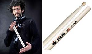 """Baqueta Vic Firth Signature Jojo Mayer """"Padrão 5A"""" (9277)"""
