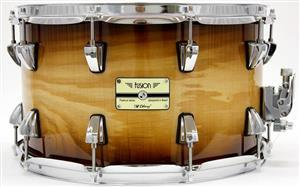 "Caixa Odery Fluence Fusion Magma Vintage Exotic Ash 14x8"" Maple Shell Ballad Snare"