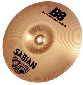 China Splash Sabian B8 10""