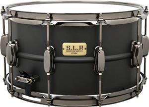 """Caixa Tama S.L.P. Sound Lab Project Big Black Steel 14x8"""" Ballad Snare LST148"""