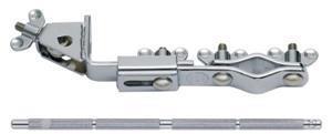 Clamp Meinl MC1 Multiuso Articulado para Fixar Cowbell, Blocks, Percussão e Acessórios