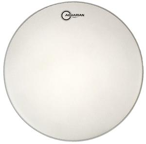 "Pele Aquarian Force I Coated 18"" com Anel Abafador TCFB18 (Similar Powerstroke e EQ1)"