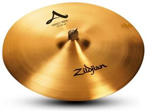 "Ride Zildjian A Series Sweet 23"" Traditional Finish (Avedis Linha Clássica)"