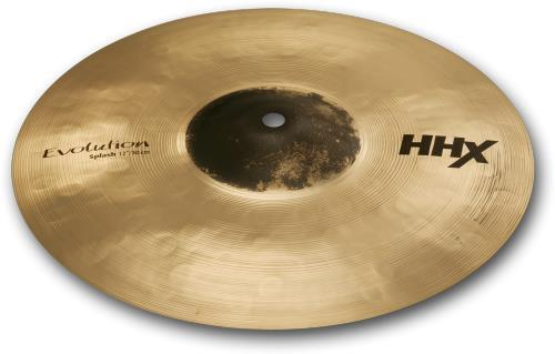 "Splash Sabian HHX Evolution 12"" Dave Weckl"