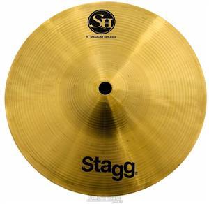 "Splash Stagg SH Traditional 08"" em Bronze B20"